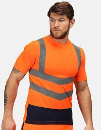 Pro Hi Vis Short Sleeve T-Shirt